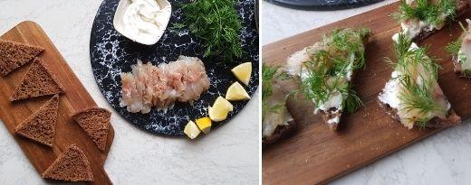 Tarjoa graavisiika kalalautasella ranskankerman, tillin ja sitruunan kera, kumppaniksi sopii hyvin myös ruisleipä.